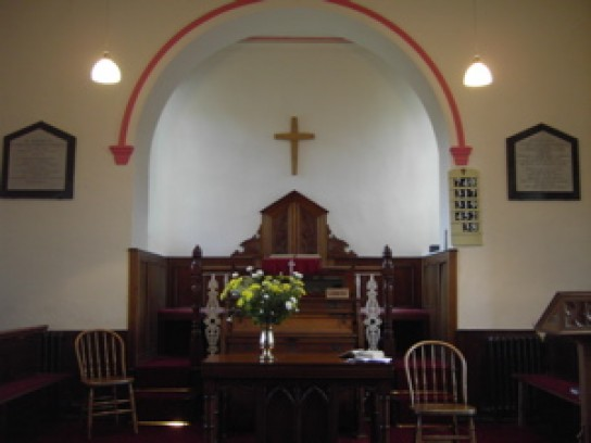 About Keld Chapel
